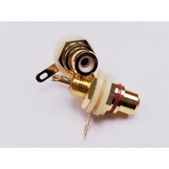 Stereo RCA GOLD Plated Connector