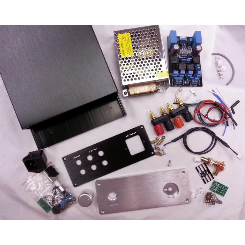 Yuan Jing Audio - DIY KIT TPA3116 Class-D 2 0 Stereo Power