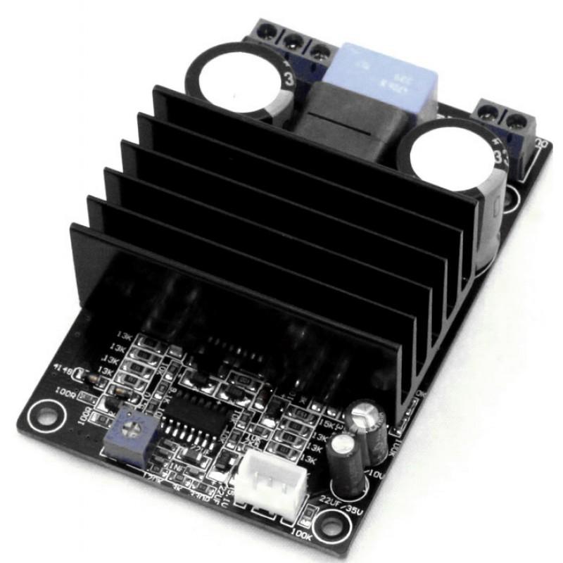Yuan Jing Audio - IRS2092 Class-D Stereo Amplifier Board [200W