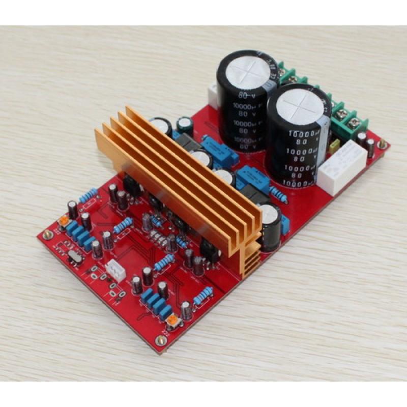 Yuan Jing Audio - IRS2092 Class-D Stereo Amplifier Board [350W+350W