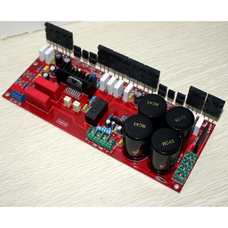 Yuan Jing Audio - LM4702 + 2SA1943 + 2SC5200 Stereo Power