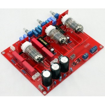 2 Bands Tube Tuning Board Treble + Bass & Volume