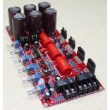 TDA7294+LM3886 2.1 combination power amplifier Board