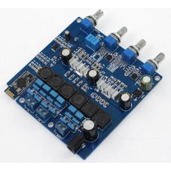 TPA3116 Class-D 2.1 Stereo Amplifier [50W x 2]+ Sub-Woofer [100W]+ Audio Tuning+ Bluetooth