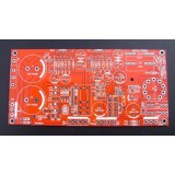 LM3886 + 6N11 Tube Stereo Power Amplifier Board [68W x2] [BARE PCB]