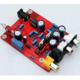 Dual 16-Bit / 192KHz DAC Decoder TDA1543 +CS8412 Optical and Coaxial Output
