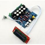24Bit / 192KHz LCD DAC Decoder Soft Control PCM1794+AK4118 Optical, Coaxial, USB