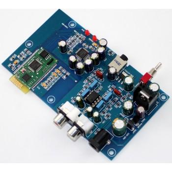 AKM AK4490 I2S Decoder Board + Bluetooth 4.0 (Single Supply)