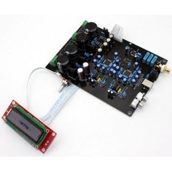AK4495SEQ x2  Soft Control Supports DOP DSD