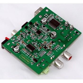 16Bit / 48KHz USB DAC Decoder Board CM102S + SGM8054 + CS8416