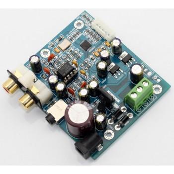 ESS ES9018K2M 32Bit 384KHz I2S Converter Board