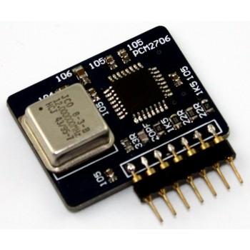 USB DAC Decoder PCM2706 Daughter Board (SIP-7)