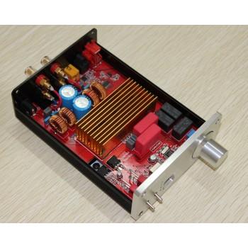 TDA7492 optical fiber coaxial USB DAC decoding amplifier (50W+50W)
