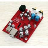 24Bit / 96KHz USB DAC Decoder Board TE7022 + CS4398 + OPA2132
