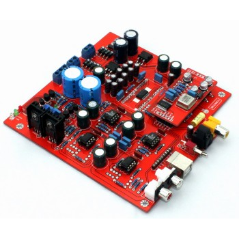 PCM1794+WM8805 DAC decoder Board (without the USB daughter card)
