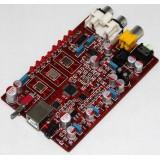 XMOS USB Audio 32Bit / 384KHz DAC Decoder Board PCM5102 + TDA1308 HeadPhone Amp