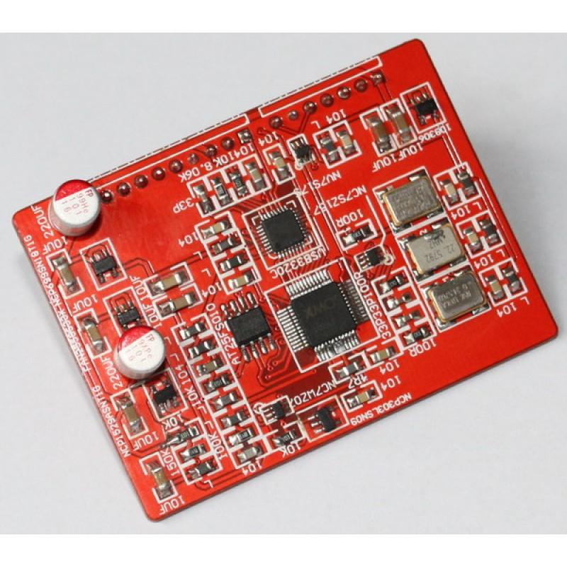 Yuan Jing Audio - XMOS U8 USB Audio 32Bit / 384KHz USB to