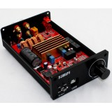 24Bit / 96KHz USB DAC Power Amplifier [80w x2] TDA7498 + TE7022 + CS8416 + CS4398 + SGM8054