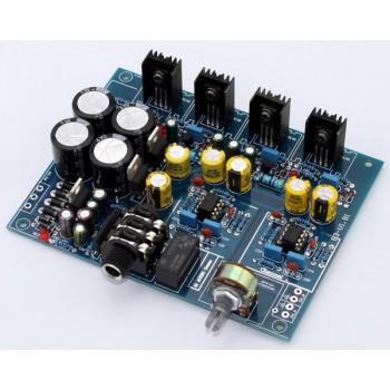 E3 Headphone Amplifier Board