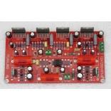 Parallel +BTL 350W TDA7293 power amplifier Board