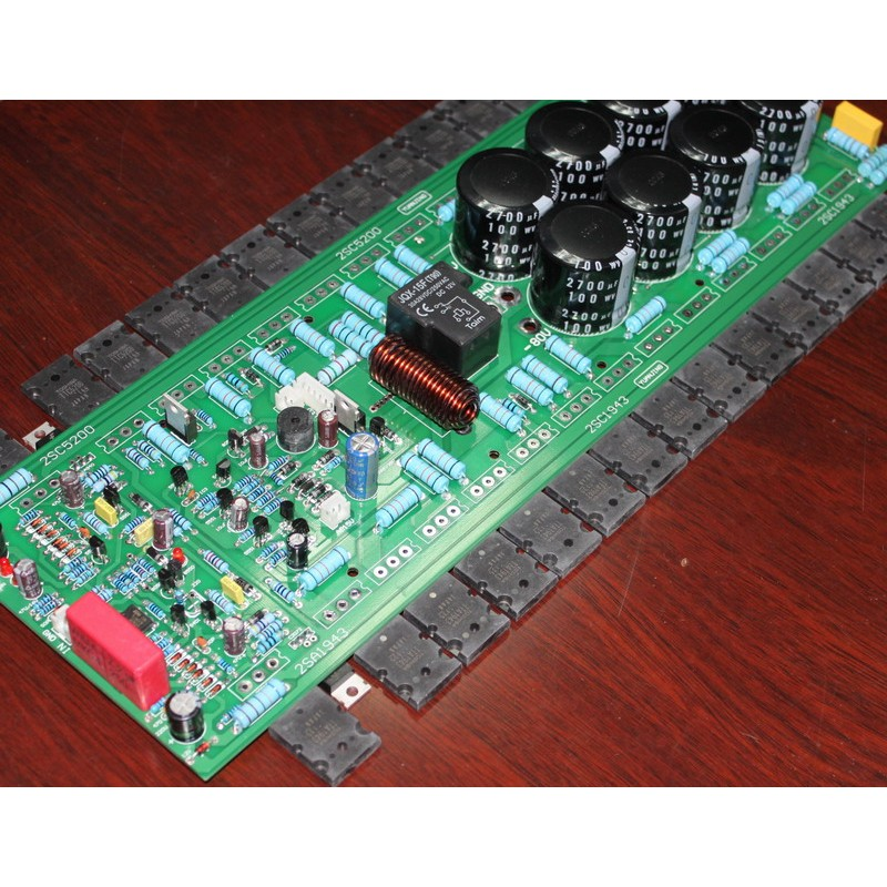 Yuan Jing Audio - 1000W Power Stage Power Amplifier Board [Mono