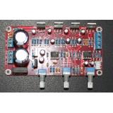 2.1 Channels TDA2030A Stereo Power Amplifier Board [18Wx 2] + Sub-Woofer [36W]
