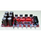 LM3886 [ 68W x 2]  + TDA7294 Sub-Woofer [160W] 2.1 Stereo Power Amplifier Board