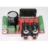 TDA7850  Quad Channels Power Amplifier Board