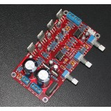2.1 Channels LM1875 Stereo Power Amplifier Board [25W x 2] + Sub-Woofer [50W]