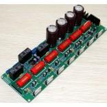 TDA7293 x 7 [ 80W x 5 + 160W ] 5.1 Channels Stereo Amplifier + Sub-Woofer [A]
