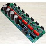 TDA7294 x 7 [ 80W x 5 + 160W ] 5.1 Channels Stereo Amplifier + Sub-Woofer