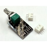 Audio Taper Potentiometer Stereo 50K-Ohm-Mini