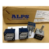JAPAN ALPS Potentiometer RK27 Series Stereo A50K-Ohm