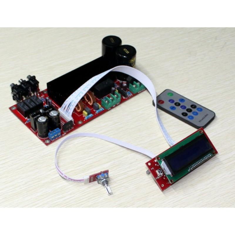 Yuan Jing Audio - TDA8954 Stereo Amplifier Board [210W+210W