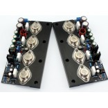 20W No Feedback DC Pure Class-A Power Amplifier Board