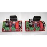 LM3886 *2 fever amplifier Board