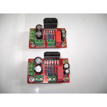 LM3886 *2 fever amplifier Board