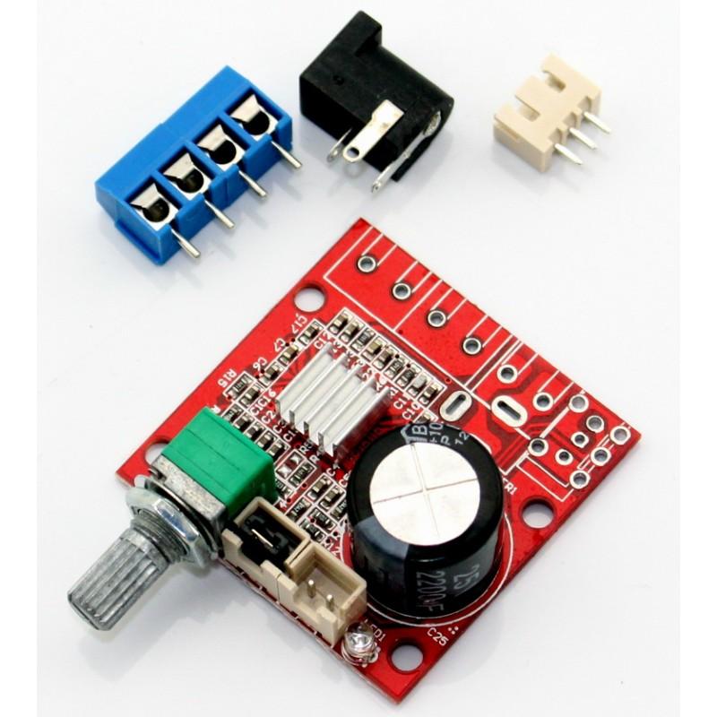 Yuan Jing Audio - PAM8610 Digital Power Amplifier Board