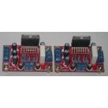 TDA7293 (1+1) power amplifier Board