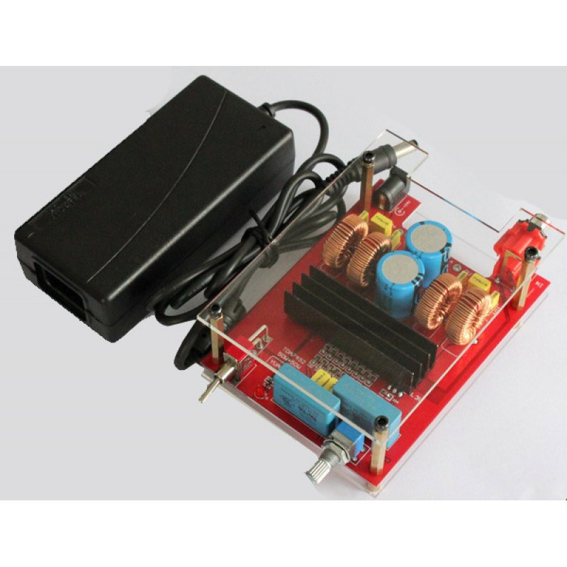 Yuan Jing Audio - Naked TDA7492 50W+50W Digital Amplifier Board