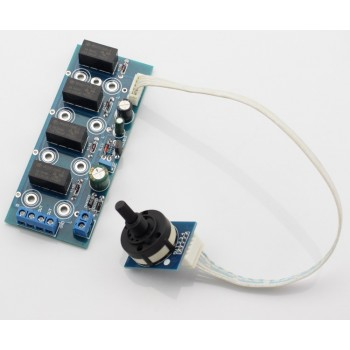 4 to 1 Way Channel Selector Board