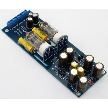 6J1 Tube Preamp Board [Deluxe Version]