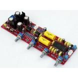 LM4610 + NE5532 Audio Tuning Board