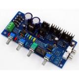NE5532 Tone Tuning Pre-Amplifier Board
