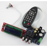 PGA2311 LCD Remote Volume & Channel Selector Board DLX
