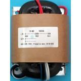 R-Core Transformer 100VA, INPUT: AC 0-220V, OUTPUT: AC 0-12V x2, AC 0-20V x2