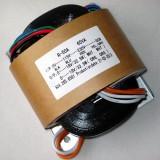 R-Core Transformer 65VA, INPUT: AC 0-115V-230V, OUTPUT: AC 0-18V x 2