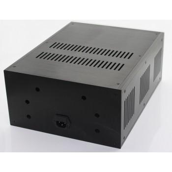 Aluminium Case - Power Amplifier - 370x285x150mm [POW-109]